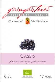 Cassis (Bio) 50cl