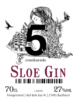 Sloe Gin 5C